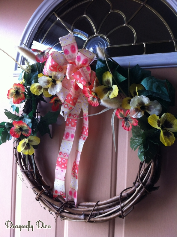 Wreath for Blog