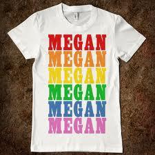 megan name 3